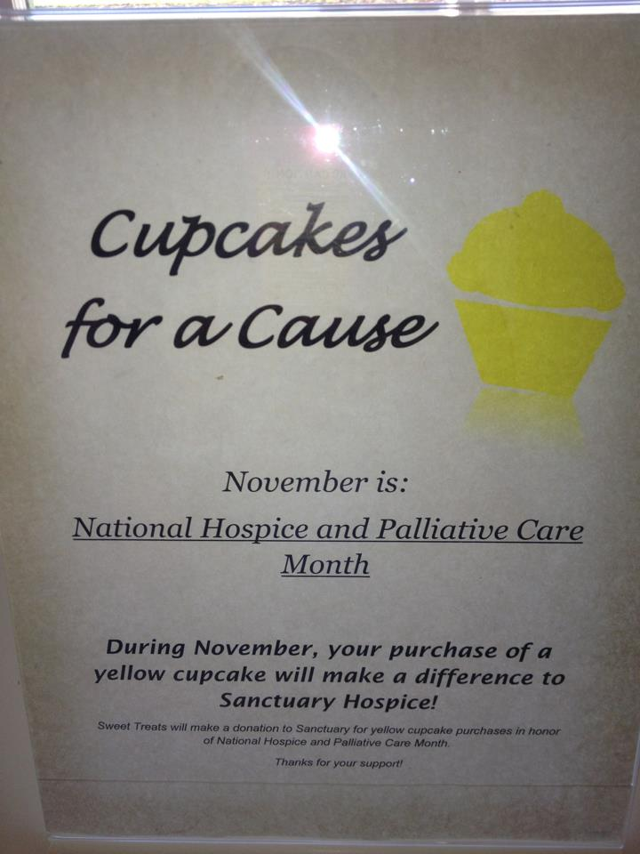 Sweet Treats Cupcakes for a Cause