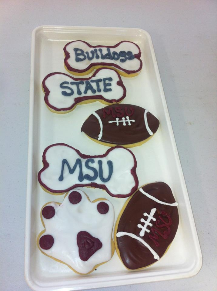 Sweet Treats State Cookies