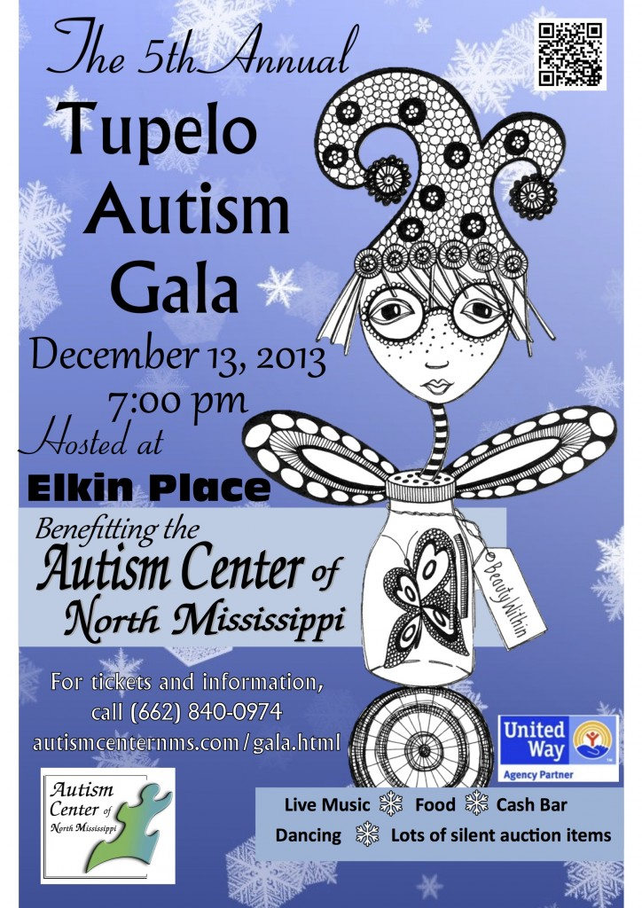 Autism Gala Poster