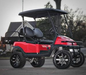 Tupelo Golf Carts