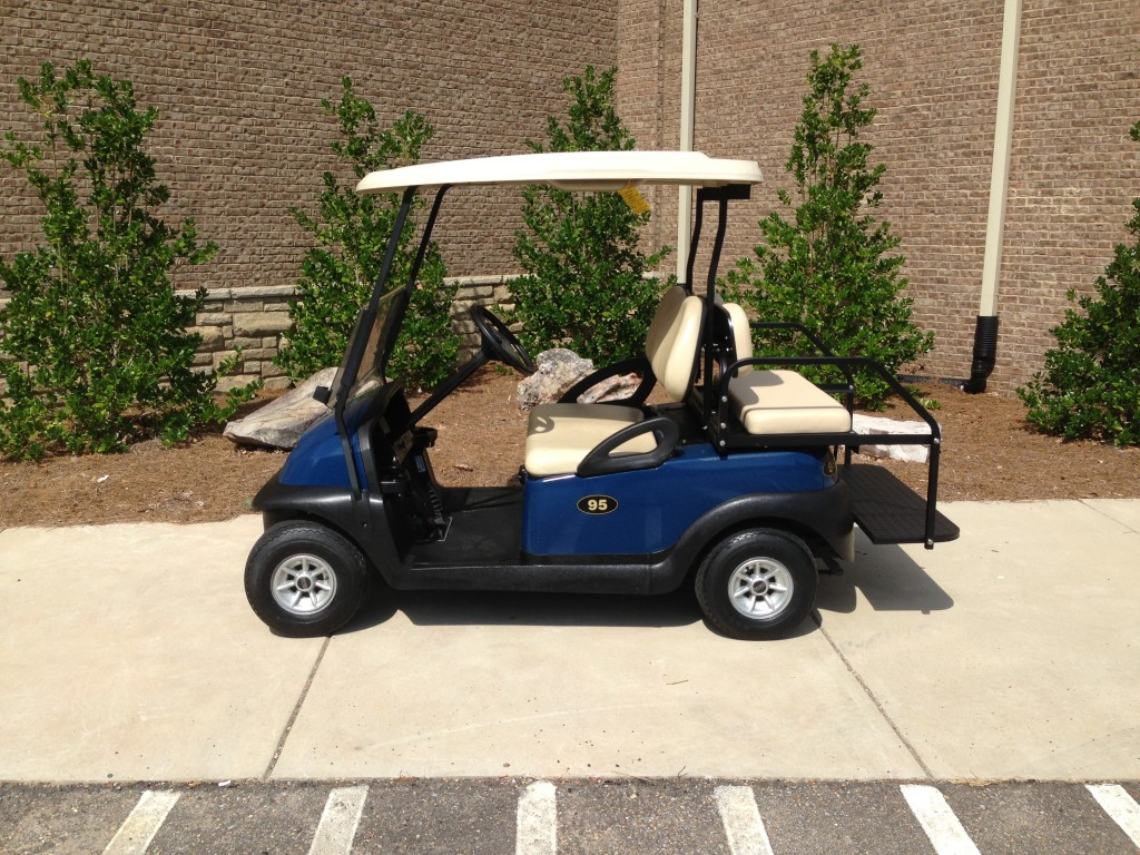 Tupelo Golf Carts