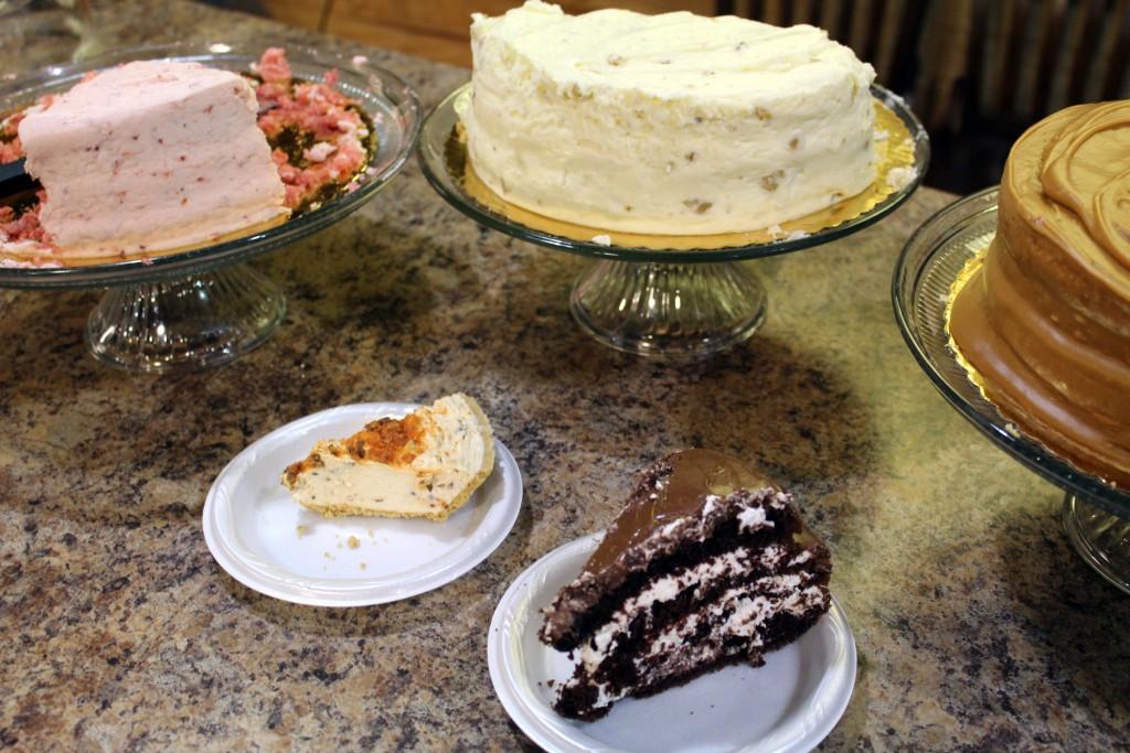 Ribshack Desserts